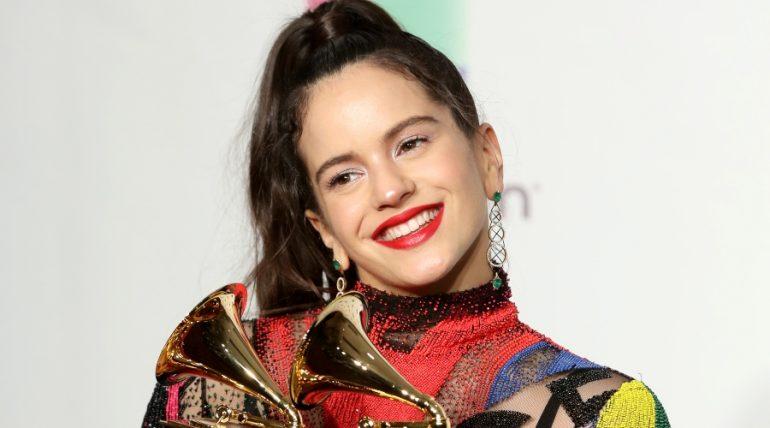 La Rosalía cantará La Llorona. Foto: Getty Images