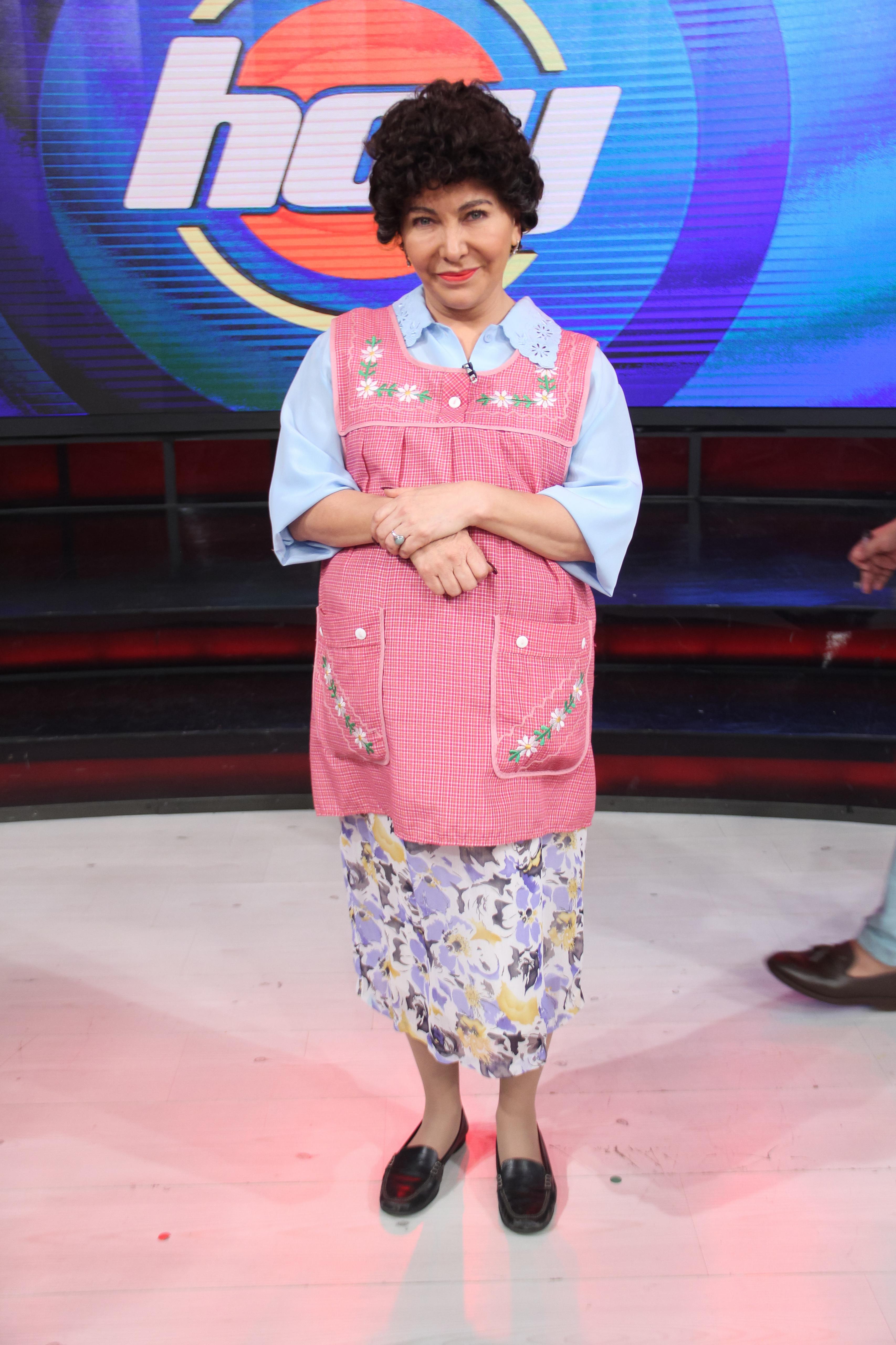 Doña Lucha / Mara Escalante. Foto: Edson Váquez