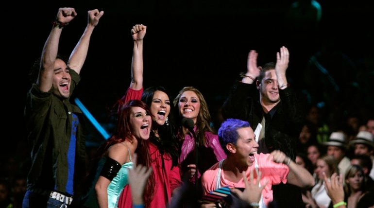 RBD | Foto: Getty Images