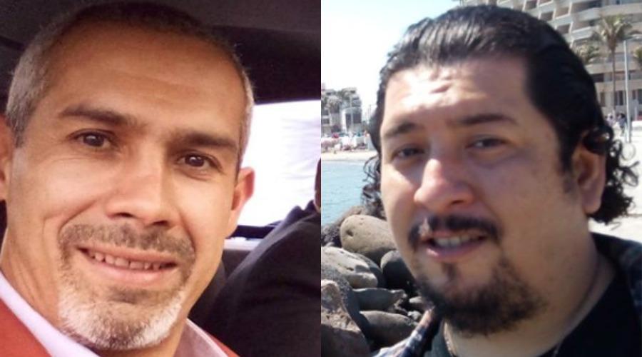 Luis Gerardo Rivera y Jorge Navarro Sánchez | Foto: Instagram