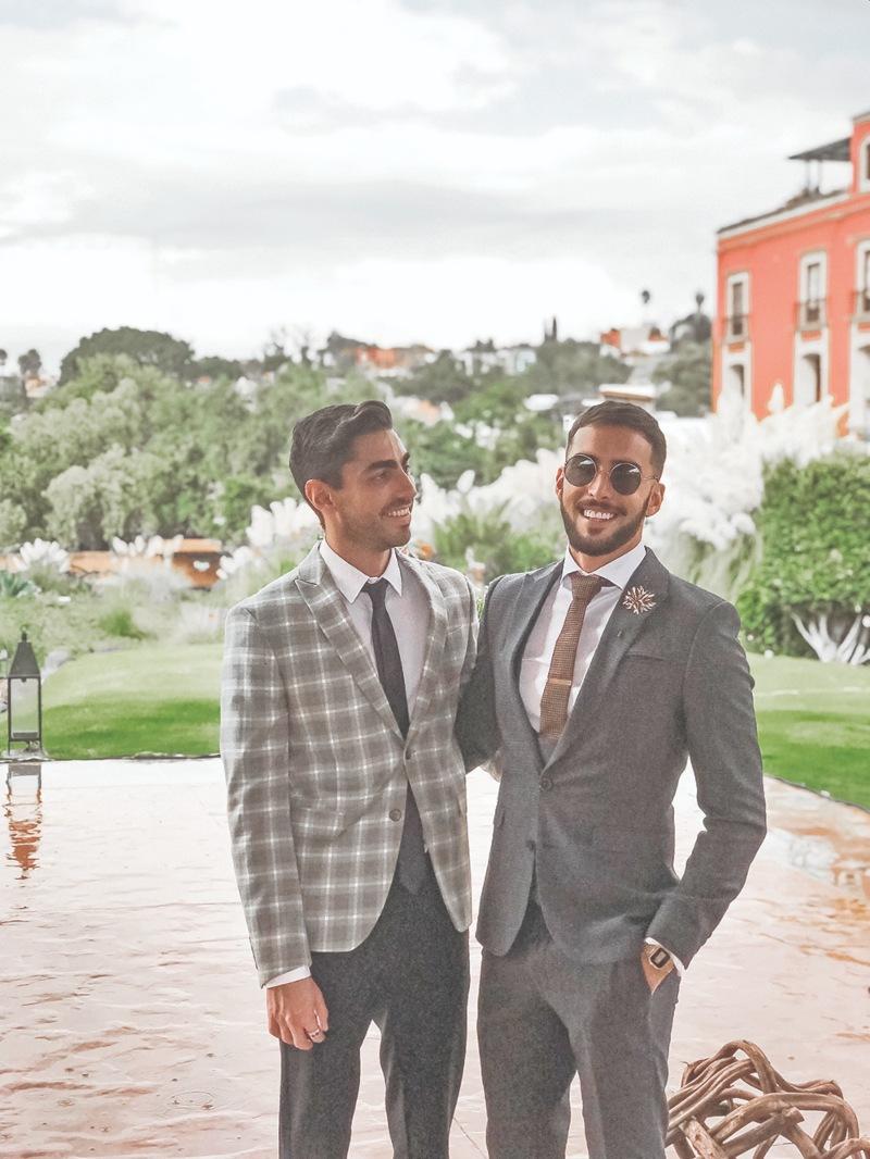 Roberto Carlo y Rubén Kuri | Foto: Cortesía