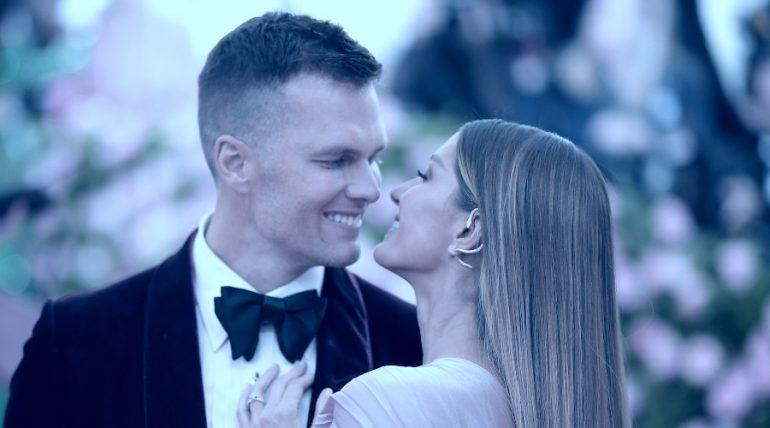 Tom Brady y Gisele Bündchen | Foto: Getty Images