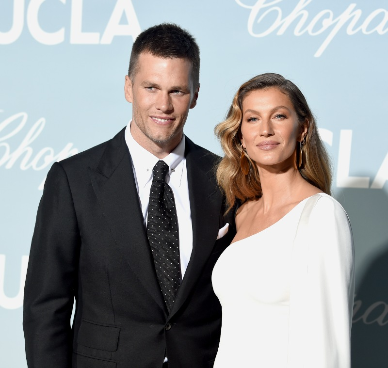Tom Brady y Gisele Bündchen | Foto: Getty Images