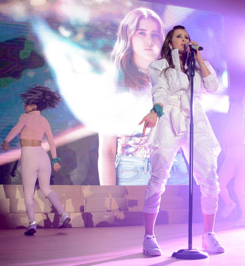 Paulina Goto en Vencer el miedo | Foto: Ricardo Cristino