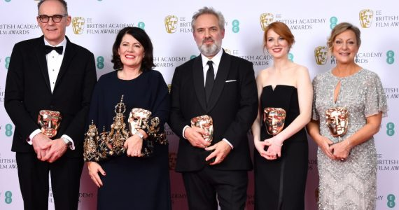 BAFTA 2020. Foto: Getty Images