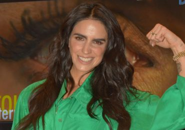 Bárbara De Regil. Foto: Getty Images