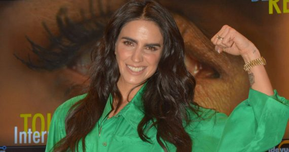 Bárbara De Regil. Foto: Getty Images