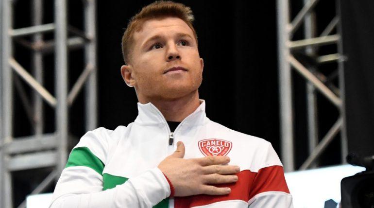 Saúl 'Canelo' Álvarez. Foto: Getty Images