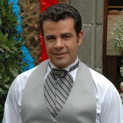 ¿Se parece Javier Alatorre sin bigote a Eduardo Capetillo? Foto: Archivo