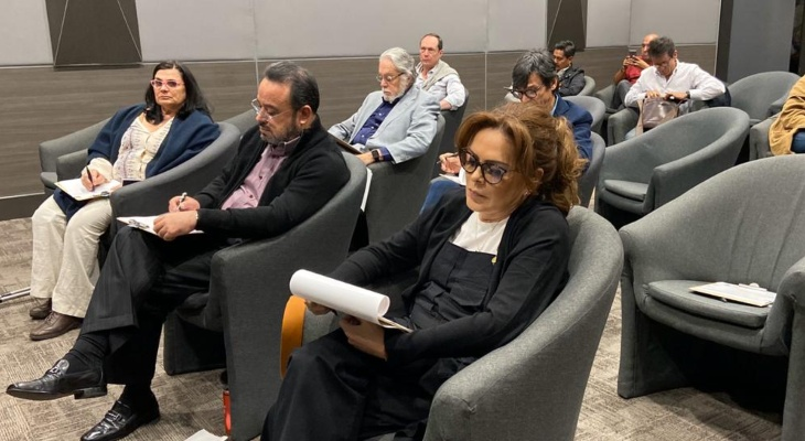 Expertos en televisión y entretenimiento, votan por los candidatos a las ternas para los PremiosTVyNovelas. Foto: Otto Rojas
