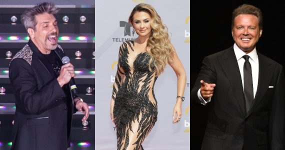 Diego Verdaguer, Aracely Arámbula, Luis Miguel: Fotos: Archivo / Getty Images