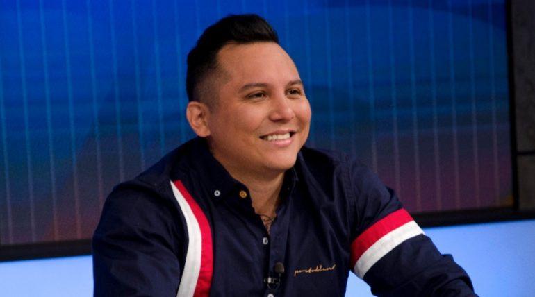 Edwin Luna. Foto: Javier Arellano