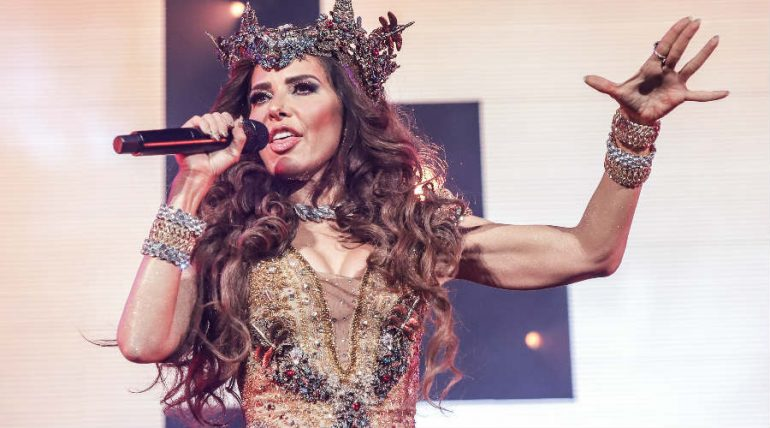 Gloria Trevi. Foto: Getty Images
