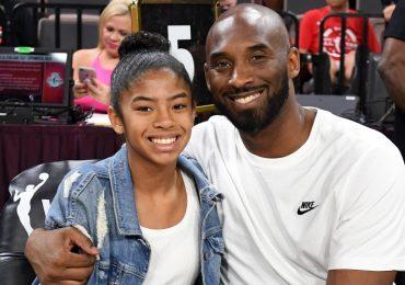 Kobe y Gigi Bryant. Foto: Getty Images