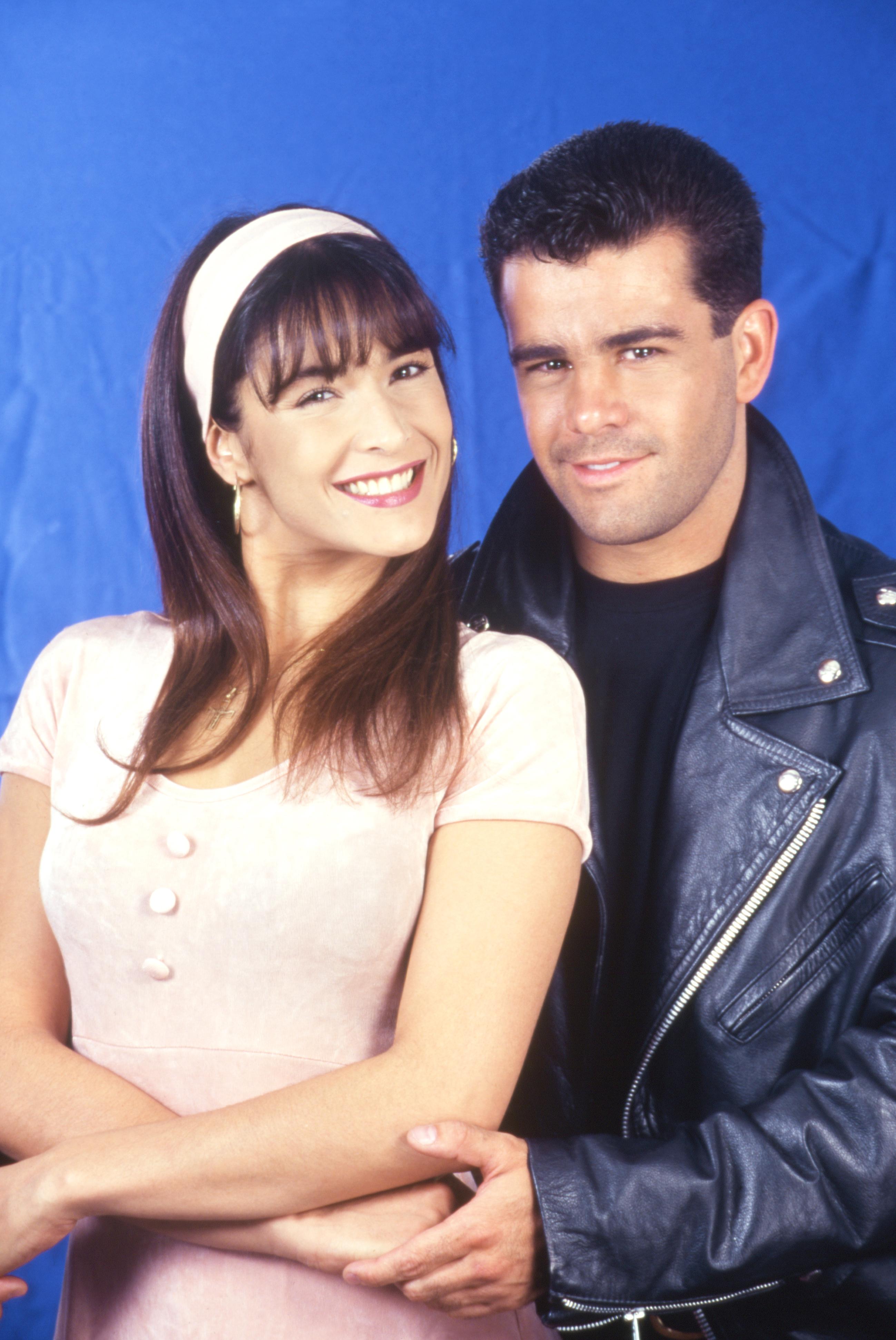 Lorena Rojas y Eduardo Capetillo / Fotografía de Archivo Televisa
