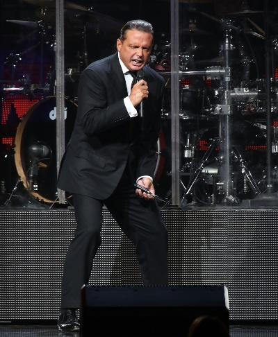 Luis Miguel. Foto: Getty Images
