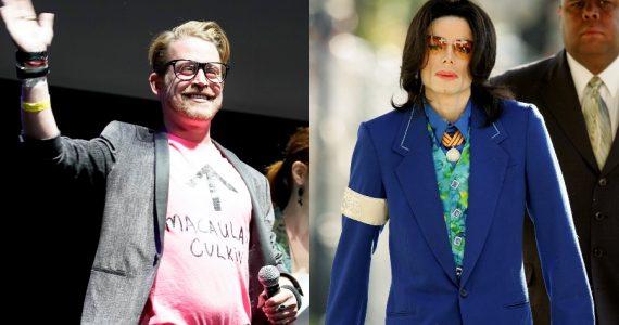 Macaulay Culkin y Michael Jackson. Fotos: Getty Images