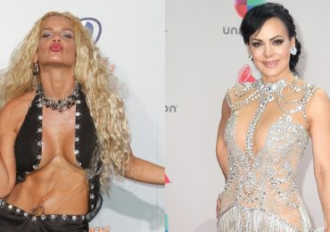 Niurka Marcos, Maribel Guardia. Fotos: Getty Images