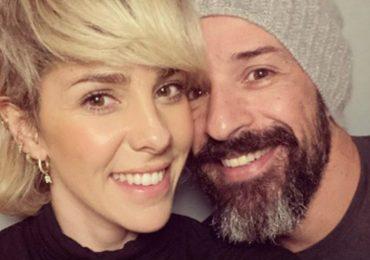Regina Murguía, de JNS, y Tono Beltranena de Magneto. Foto: Instagram