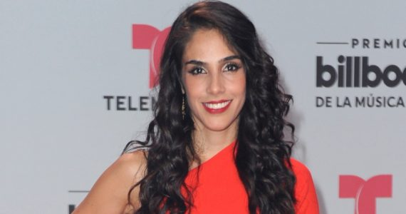 Sandra Echeverría. Foto: Getty Images