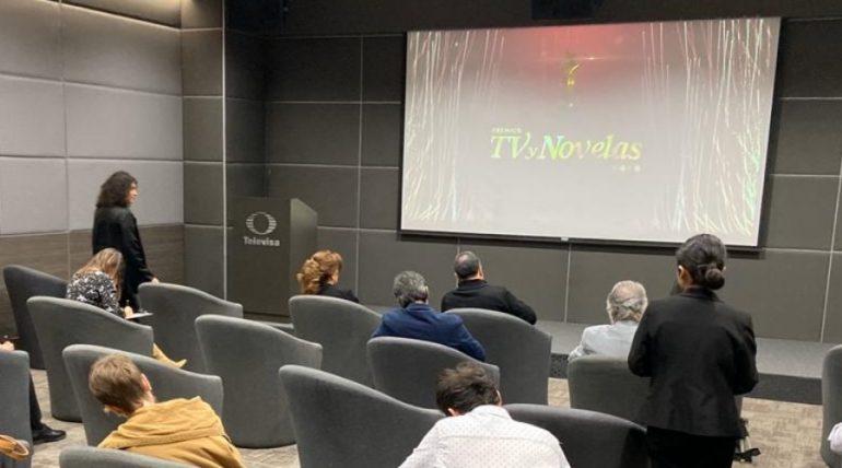 Elección de ternas para Premios TVyNovelas. Foto: Otto Rojas