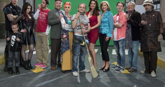 Vecinos es éxito en audiencia. Foto: Cortesía Televisa