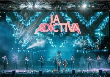 La Adictiva. Foto: Facebook Banda La Adictiva