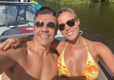 Así le pidió matrimonio Adrián Uribe a Thuany Martins ¡VIDEO!. Foto: Instagram