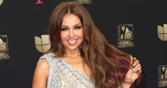 Thalía | Foto: Instagram Univision