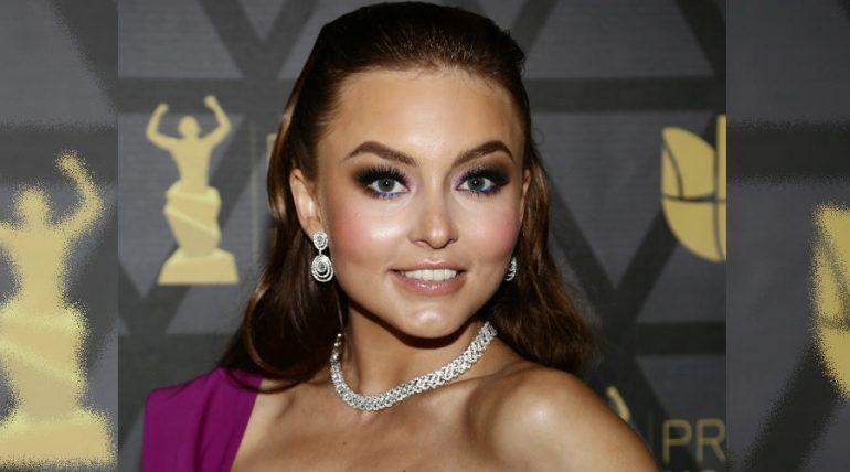 Angelique Boyer. Foto: Getty Images