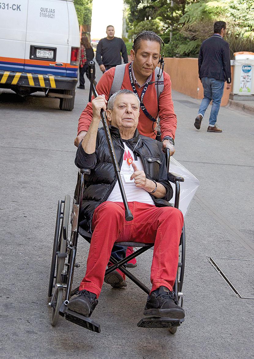 César Bono | Foto: Javier Arellano