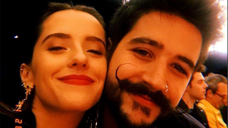 Evaluna y Camilo | Foto: Instagram