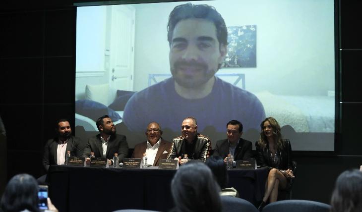 Omar Chaparro será el conductor de la gala. Foto: José Luis Ramos