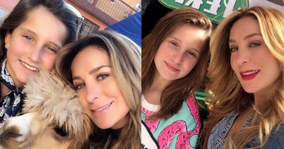 Elissa y Geraldine Bazán. Foto: Instagram