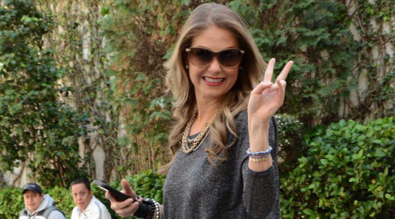 Ingrid Martz. Foto: Archivo TVyNovelas