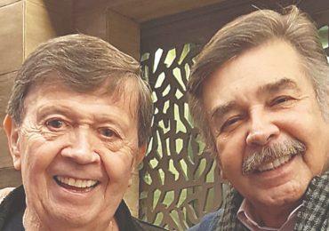 Chabelo y Jorge Ortíz de Pinedo | Foto: Cortesía