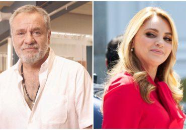 José Alberto Castro y Angélica Rivera | Foto: José Luis Ramos y Getty Images
