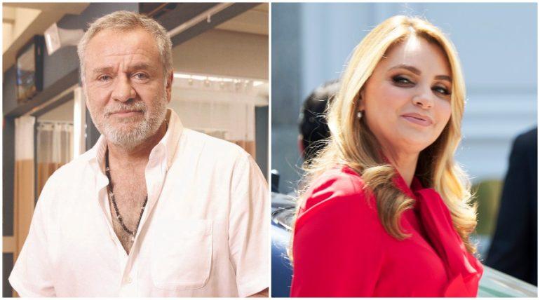 José Alberto Castro y Angélica Rivera   Foto: José Luis Ramos y Getty Images