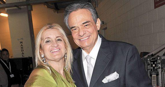 José José y Sara Salazar | Foto: Getty Images