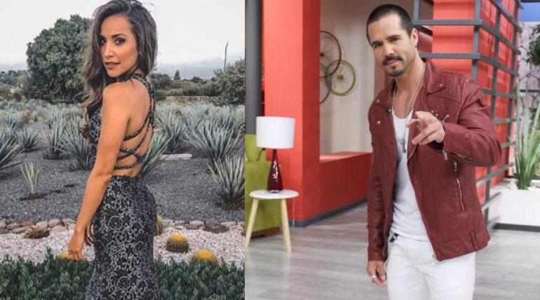 Jessica Díaz y José Ron. Foto: Instagram/Archivo TVyNovelas