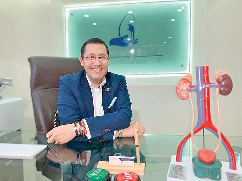 Doctor de Julio Preciado | Foto: Jorge Soltero