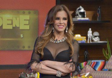 Lucía Méndez. Foto: Archivo TVyNovelas