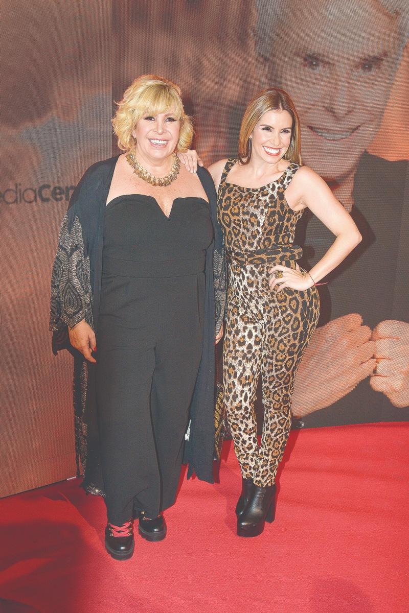 Magda Rodríguez y Andrea Escalona | Foto: Archivo