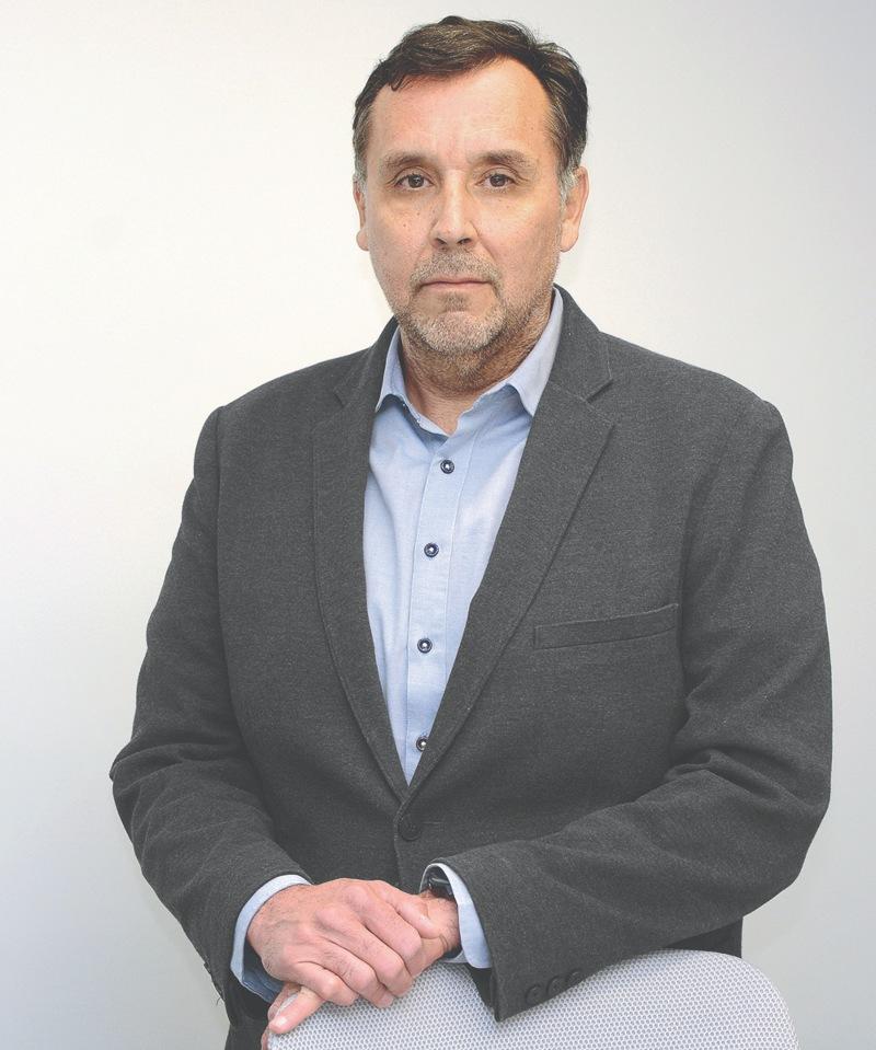 Francisco Zapata | Foto: Ricardo Cristino