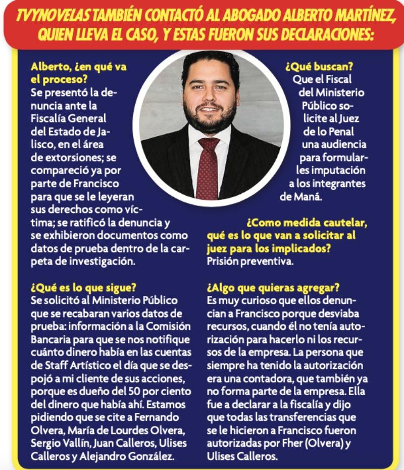 Foto: Cortesía Alberto Martínez