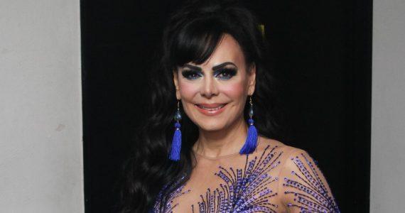Maribel Guardia. Foto: Archivo TVyNovelas