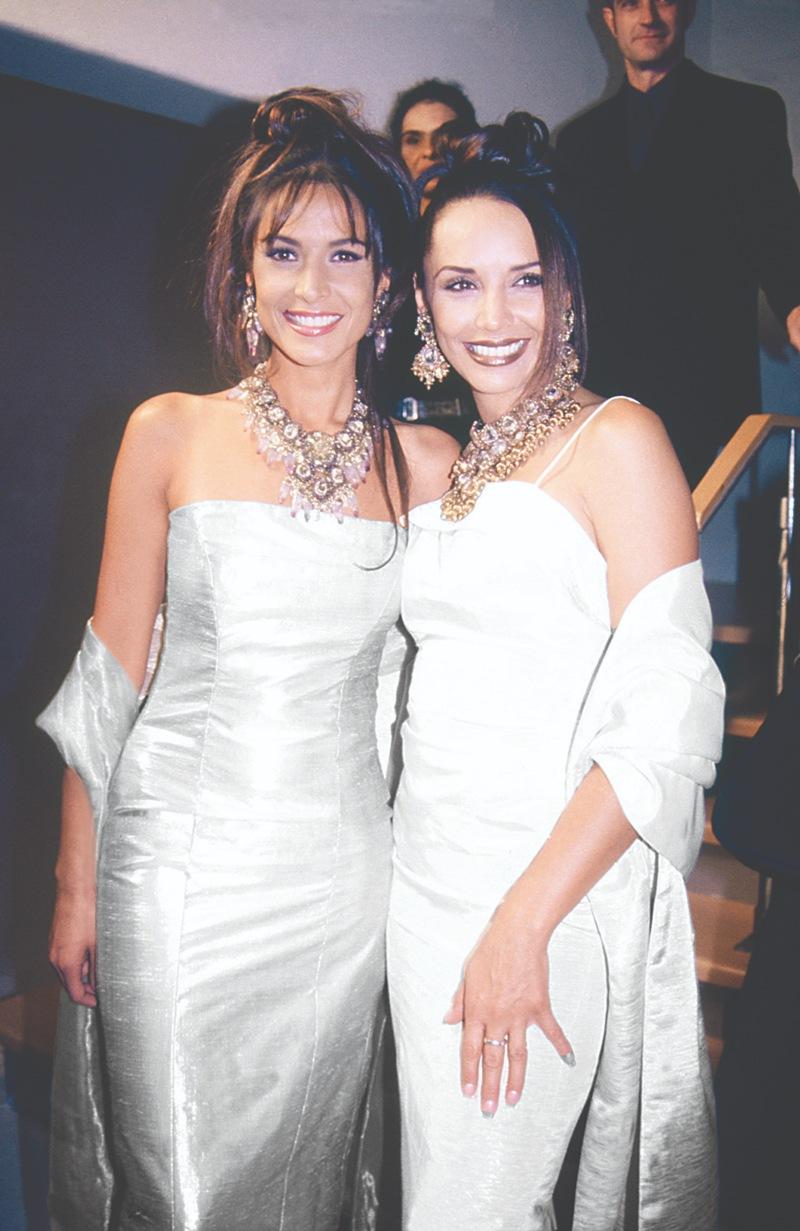 Lorena y Mayra Rojas | Foto: archivo