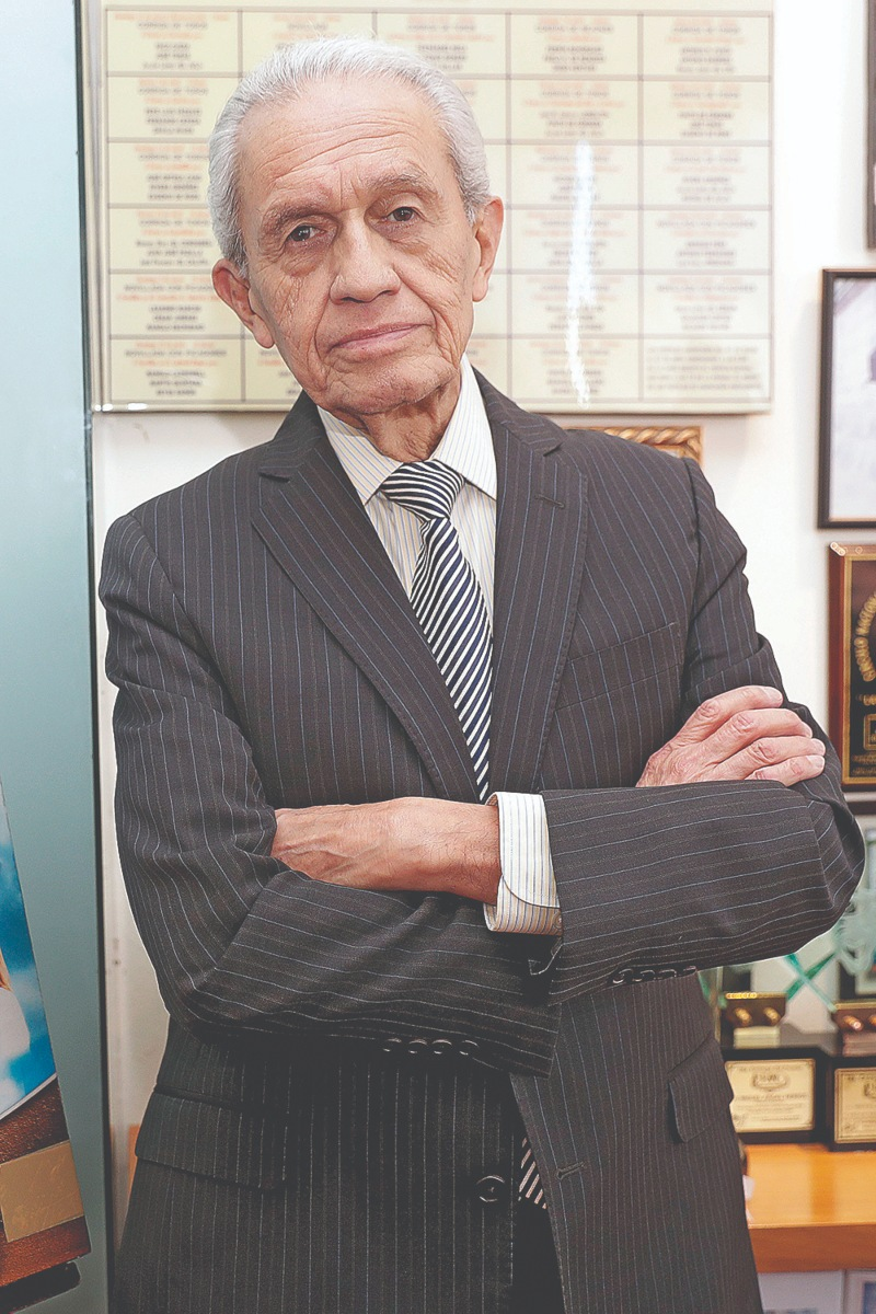 Miguel Ángel Herros, productor de La Rosa de Guadalupe | Foto: José Luis Ramos