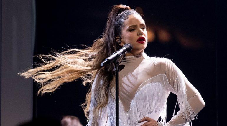 Rosalía | Foto: Getty Images