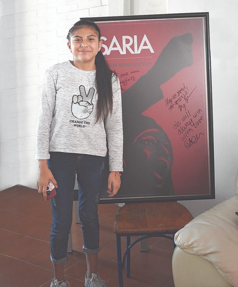Saria | Foto: Cortesía